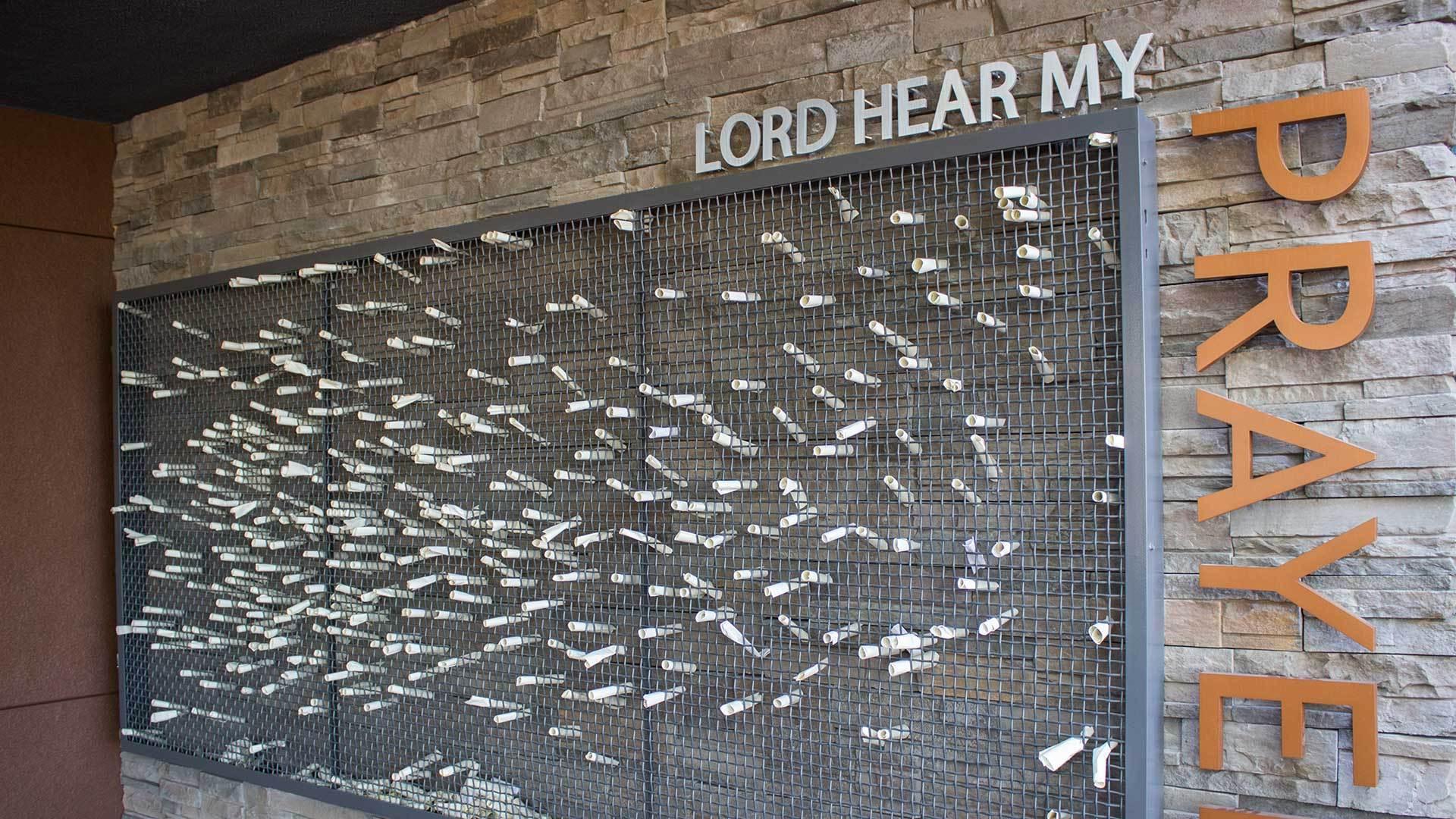 2 | Prayer Wall